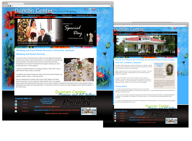 Website Design Bowling Green KY
