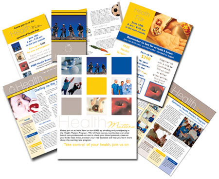 Leaflet Design Flyer Examples Bowling Green Ky